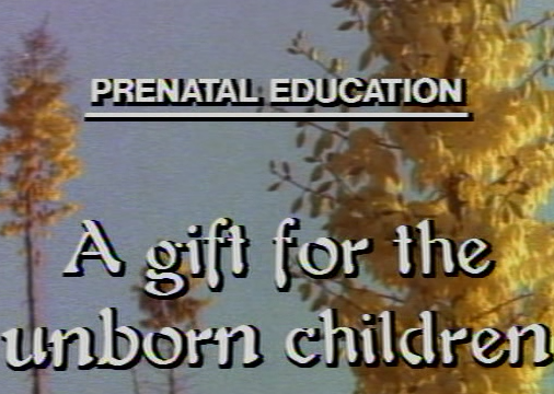 gift of unborn child trailer