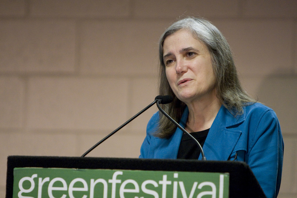 Mitchell Interviews Amy Goodman, host of Democracy Now